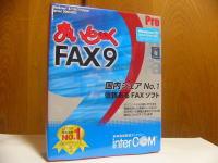 インターコム まいと~く FAX 9 Pro