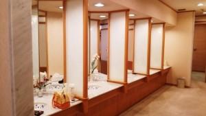 富士OGMエクセレントクラブ 伊勢大鷲コース 女性用ロッカールーム
