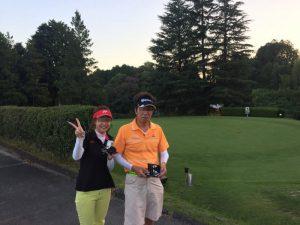 新奈良ゴルフ倶楽部  06:01 スタート
