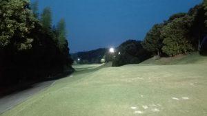 亀山ナイター 東コース IN 10番