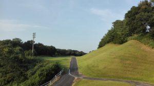 亀山ゴルフ東コース ナイター OUT 4番
