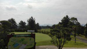 ヤマトカントリークラブ お盆ゴルフ