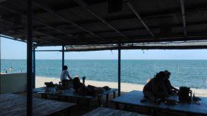三重県津御殿場浜 海の家 かもめ荘!潮干狩り、海水浴、焼貝